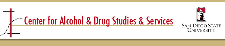 SDSU Center for Alcohol & Drug Studies